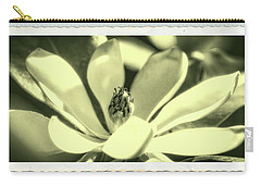 Magnolia Carry-all Pouch by Garry McMichael