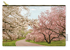 Magnolia Grove Carry-all Pouch by Jessica Jenney