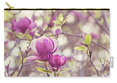 Carry-all Pouch featuring the photograph Magnolia by Melanie Alexandra Price