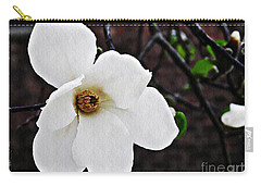 Magnolia Memories 1 Carry-all Pouch by Sarah Loft