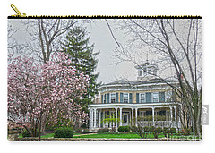 Magnolia Time Carry-all Pouch by David Bearden