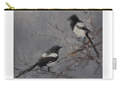 Magpies Carry-all Pouch