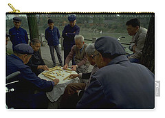 Mahjong In Guangzhou Carry-all Pouch