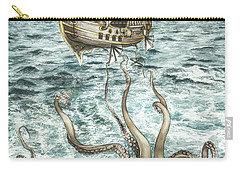 Maiden Voyage Carry-all Pouch by Arleana Holtzmann