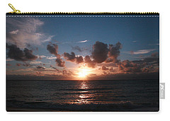 Ma'ili Sunset Carry-all Pouch