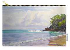 Main Beach Noosa Heads Queensland Australia Carry-all Pouch