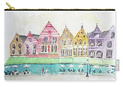 Main Square Brugges Carry-all Pouch