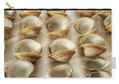 Maine Clam Shells Carry-all Pouch