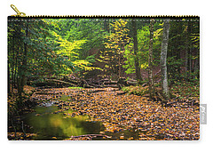 Maine New England Fall Foliage In Autumn Carry-all Pouch