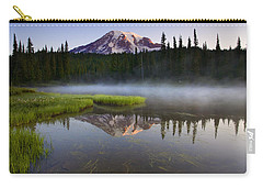 Majestic Dawn Carry-all Pouch by Mike  Dawson
