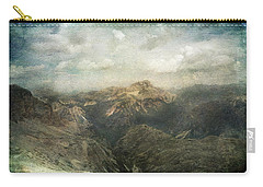 Majestic Dolomites Carry-all Pouch