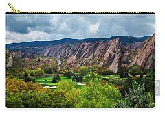 Majestic Foothills Carry-all Pouch by Kristal Kraft