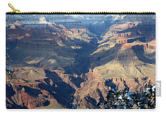 Majestic Grand Canyon Carry-all Pouch by Laurel Powell
