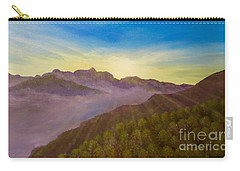 Majestic Morning Sunrise Carry-all Pouch