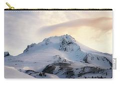 Majestic Mt. Hood Carry-all Pouch by Ryan Manuel