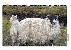 Majestic Ram Of Ireland Carry-all Pouch