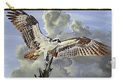 Majestic Sea Hawk Carry-all Pouch