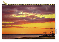 Majestic Sundown Carry-all Pouch