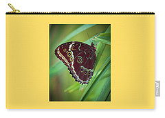 Majesty Of Nature Carry-all Pouch by Karen Wiles