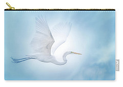 Majesty Of The Skies Carry-all Pouch by Mark Andrew Thomas