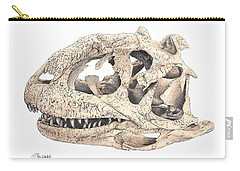 Majungasaur Skull Carry-all Pouch