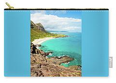 Makapu'u Beach Carry-all Pouch