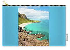 Makapu'u Beach Carry-all Pouch