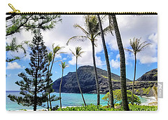Makapuu Paradise Carry-all Pouch
