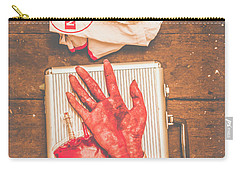 Body Parts Photographs Carry-All Pouches