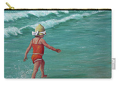 Making A Splash   Carry-all Pouch by Susan DeLain