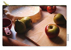 Making Apple Pie Carry-all Pouch