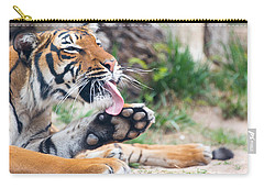 Malayan Tiger Grooming Carry-all Pouch