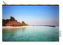 Maldives Morning Carry-all Pouch