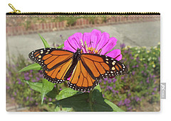 Male Monarch  Carry-all Pouch