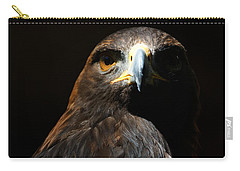 Maleficent Golden Eagle Carry-all Pouch