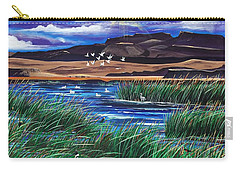 Malhuer Bird Refuge Carry-all Pouch