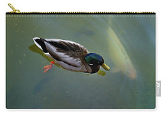 Mallard And Carp Carry-all Pouch