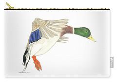 Mallard Drake Carry-all Pouch