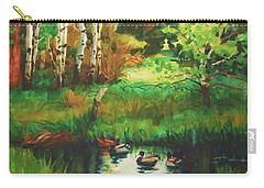 Mallard Grove Carry-all Pouch
