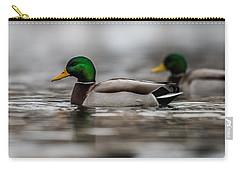 Mallard Carry-all Pouch by Paul Freidlund