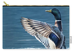 Mallard Stretching Carry-all Pouch