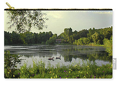 Mallards Lake II Carry-all Pouch