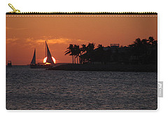 Mallory Square Sunset 2018 Carry-all Pouch