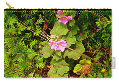 Mallow Pink Carry-all Pouch