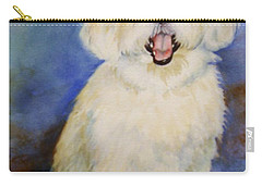 Maltese Named Ben Carry-all Pouch