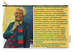 Mama Frances Cress Welsing Carry-all Pouch