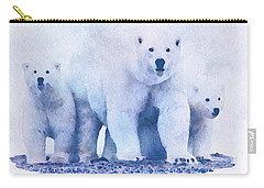 Mamma Bear  Carry-all Pouch