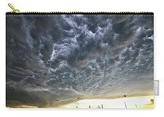Mammatus Over Nebraska Carry-all Pouch