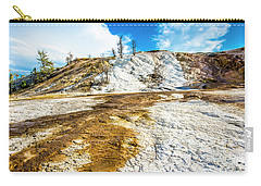 Mammoth Hot Springs Yellowstone Carry-all Pouch