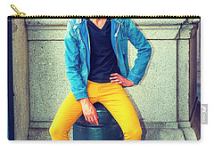 Man Street Fashion Carry-all Pouch